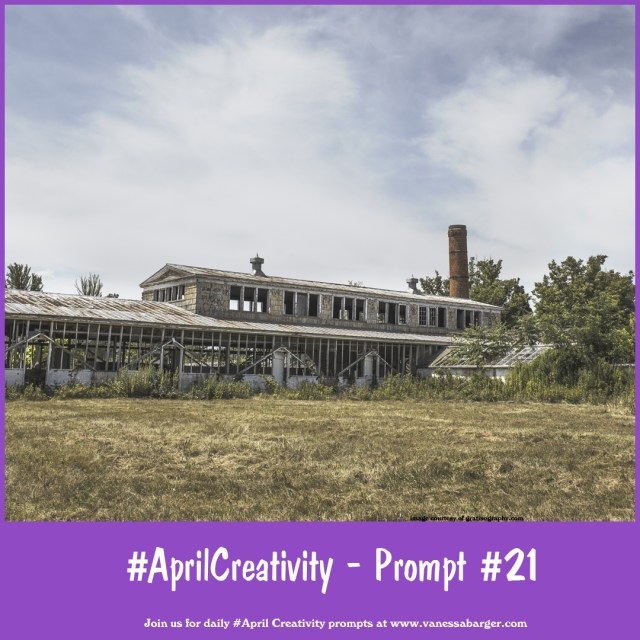 AprilCreativity - Day 21