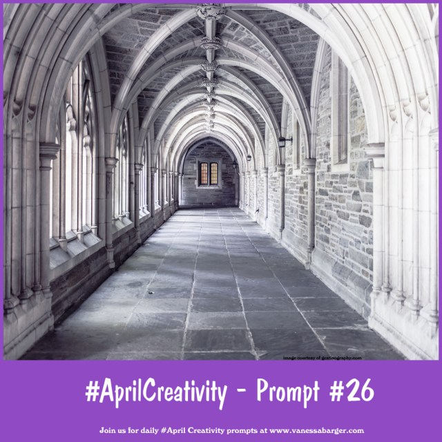 AprilCreativity - Day 26