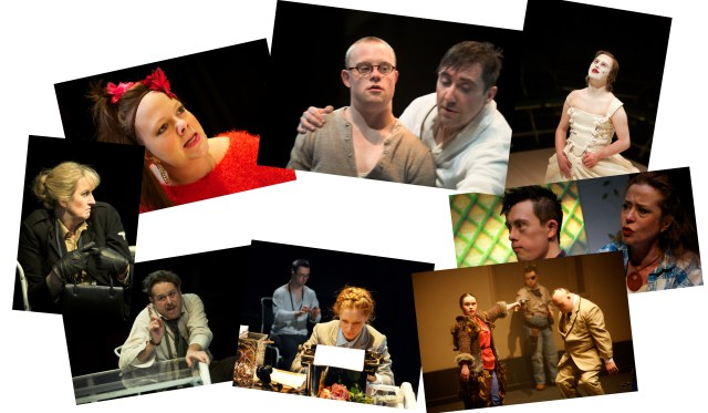 Clockwise from top left: Heather Dutton, James Munton and Johnny Vivash, Mark Craven, Joe Sproulle and Lisa Howard, Rebekah Hill and Toby Meredith, Faye Billing, Daniel Hoffman-Gill, Margaret Fraser