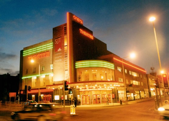 The Stephen Joseph Theatre, Scarborough