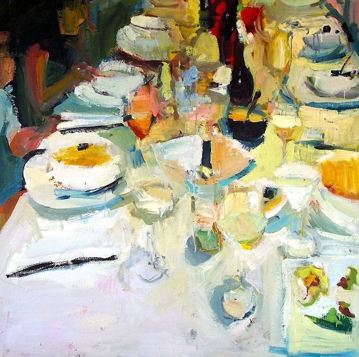 jennifer pochinski-dinner party