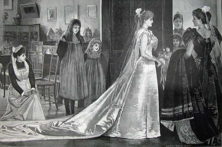 Victorian-debutante