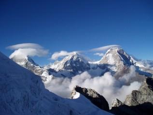 Monte Huascarán. Tiene una altura de más de 6,000 metros sobre el nivel del mar y se localiza al norte de Perú. www.summitpost.org