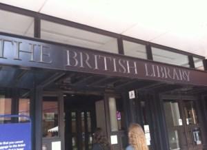 British Library photo July 2015