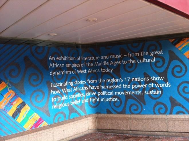 West Africa British Library 2