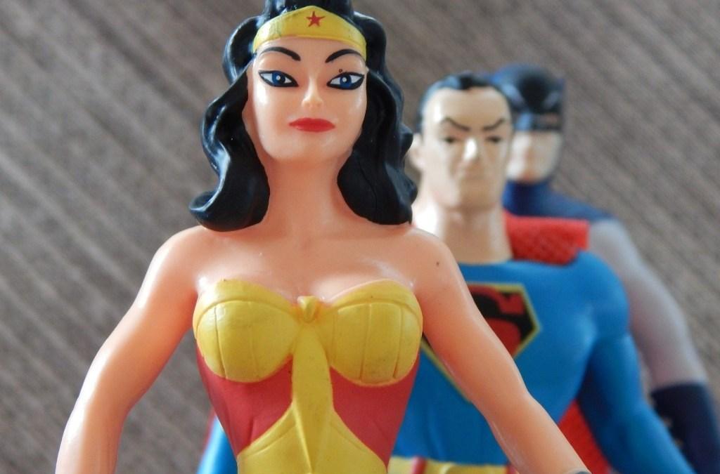 Verloren Superhelden