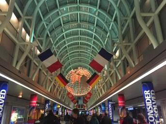 Flughafen Chicago