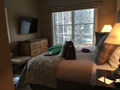 Eileen und mein Zimmer