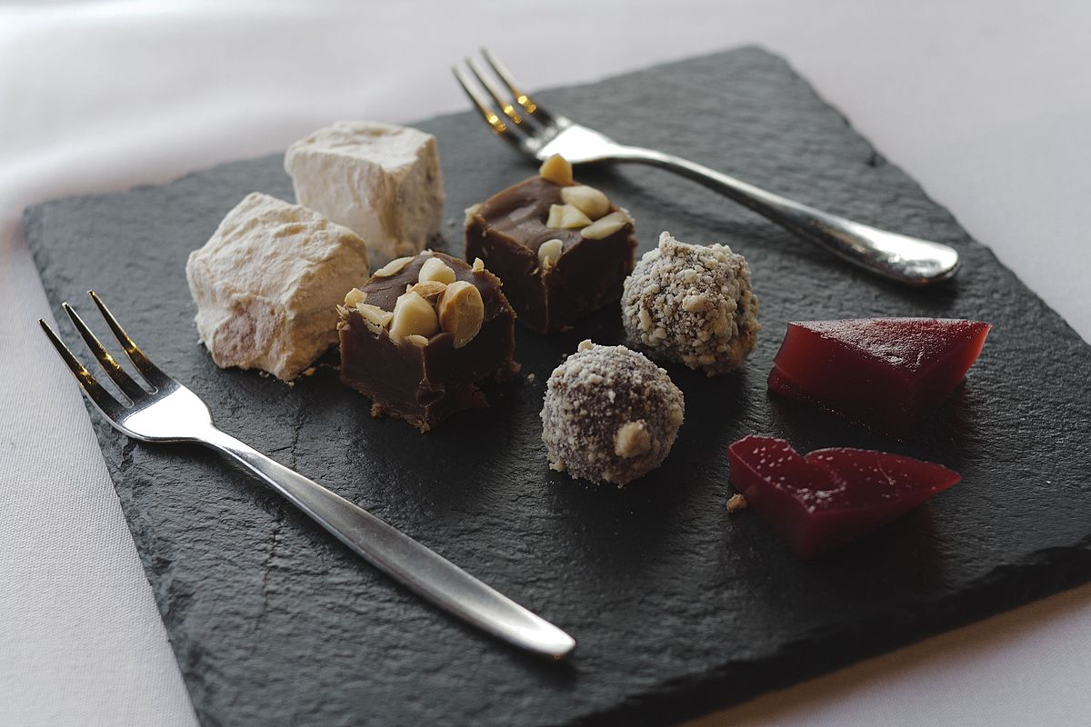 french flavours p is for petits fours