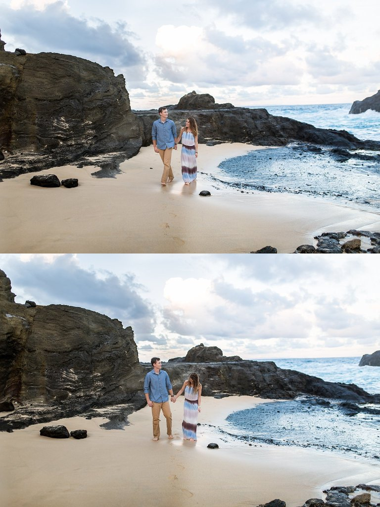 couples session at eternity beach