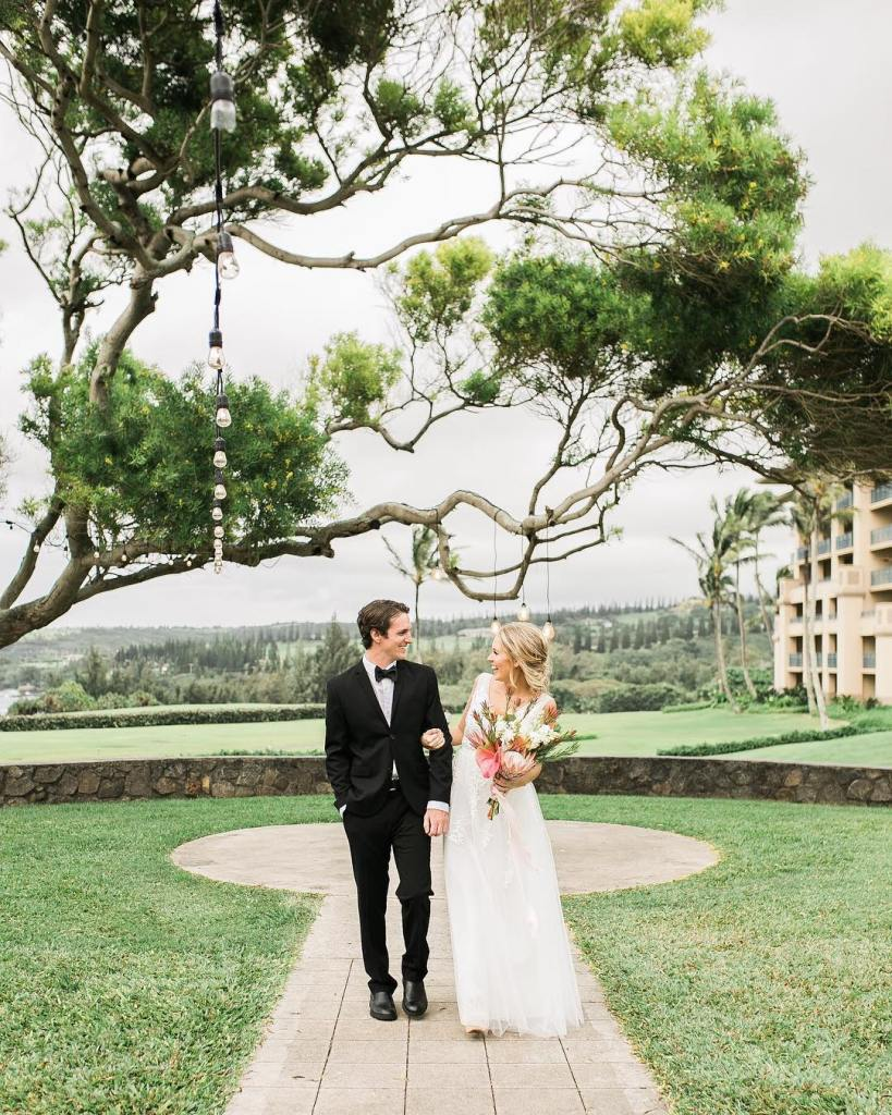 Ritz Carlton Weddings Maui_ Vanessa Hicks Photography