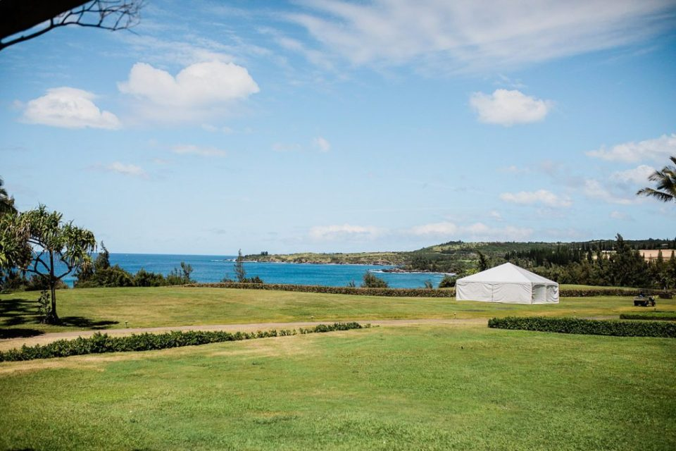 views from Steeple House Wedding Venue