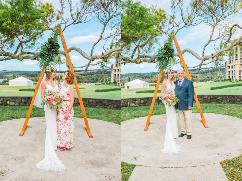 family formals at steeple house maui