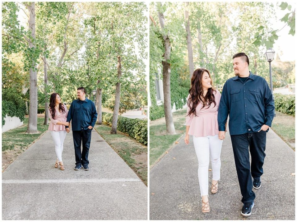 southern california for engagement