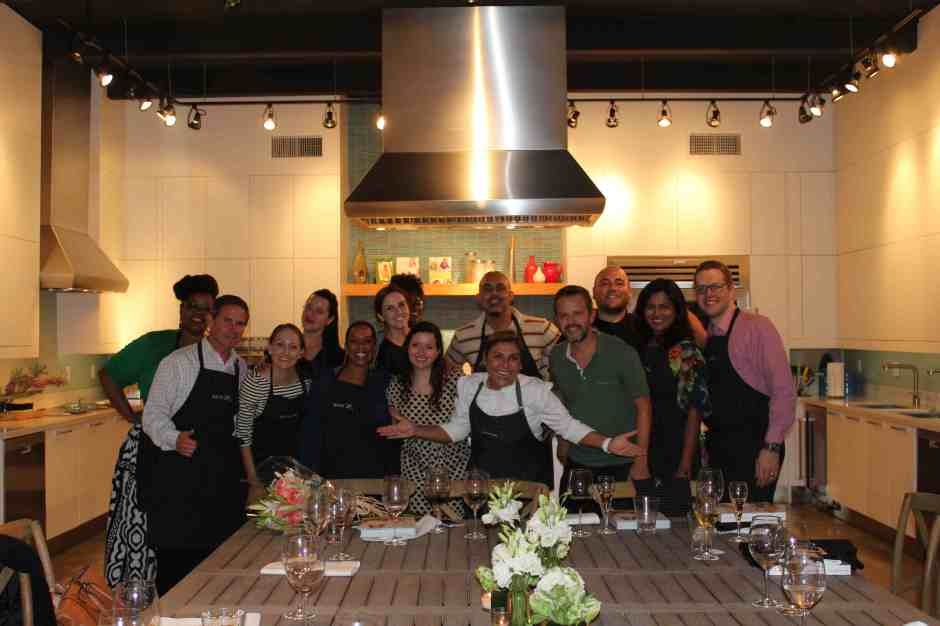 Chef Lorena Garcia and Lincoln Motors host a perfect Miami evening.