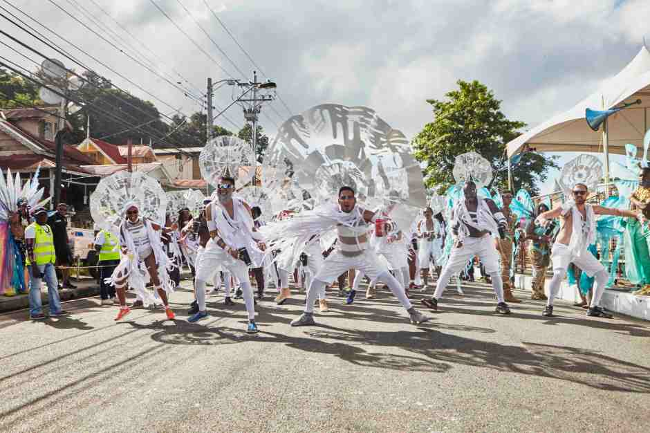Trinidad Carnival truly is sweet for days!