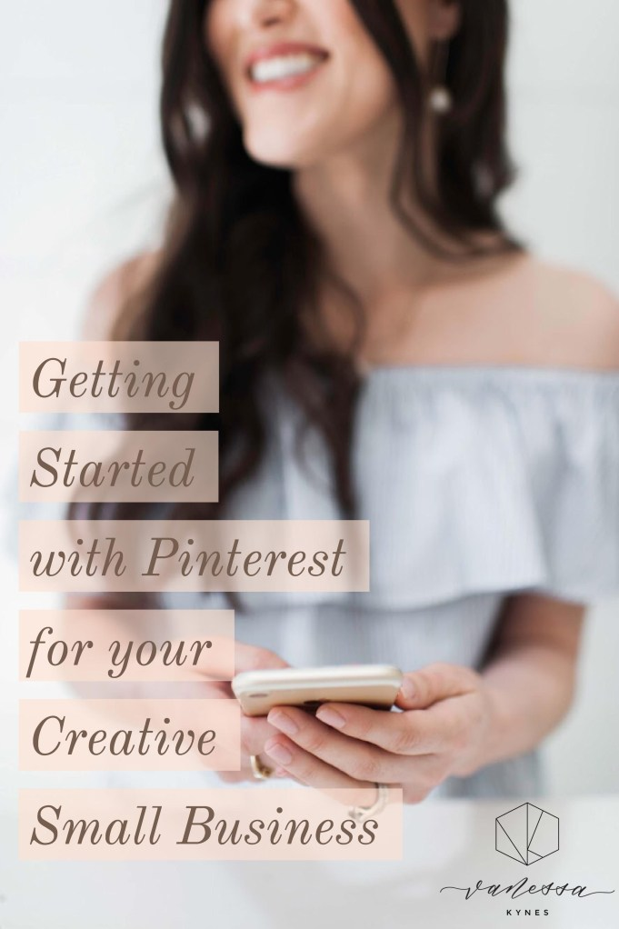 Getting started with Pinterest