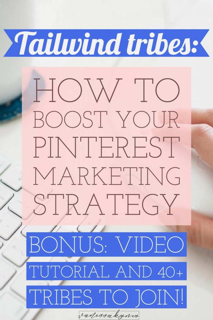 how to boost your Pinterest marketing strategy- Vanessa Kynes
