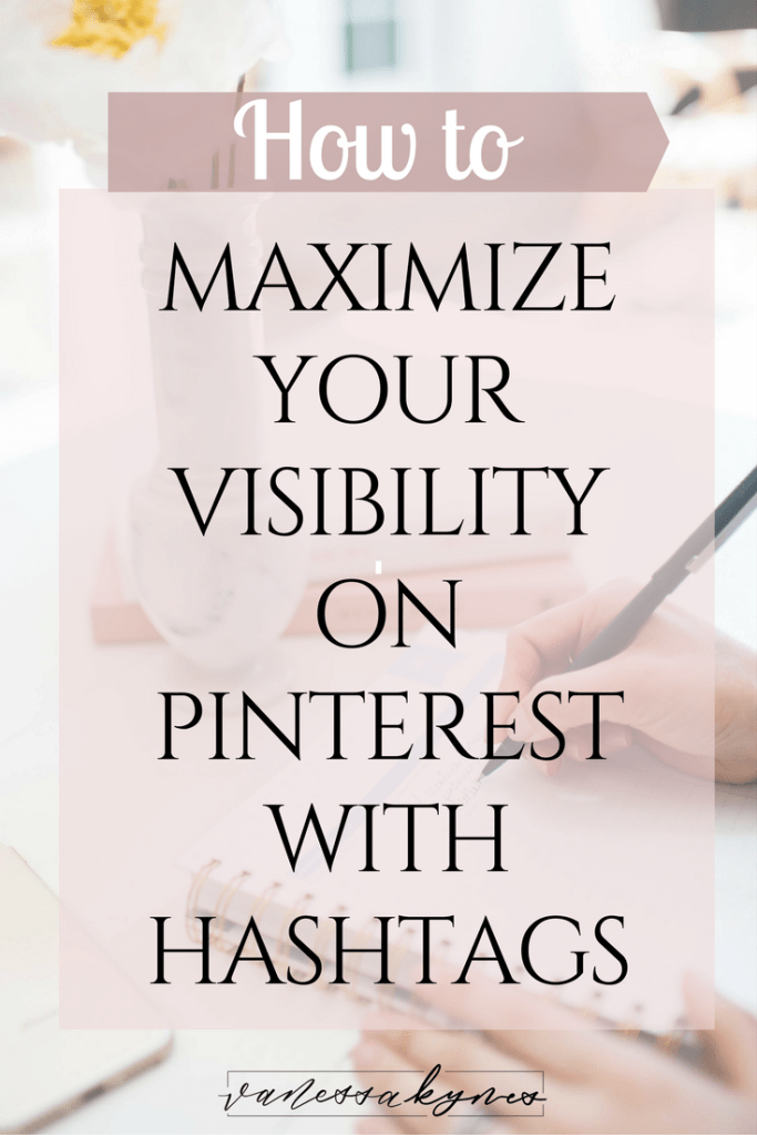Are you using hashtags in your pin descriptions? Find out why missing this key Pinterest SEO feature might hurt your search results on Pinterest and visibility with your Pinterest content. #pinterest #pinterestsearch #pinterestmarketing #hashtagsonpinterest #pinteresttips #pinterestforbusiness #pinterestforcreatives