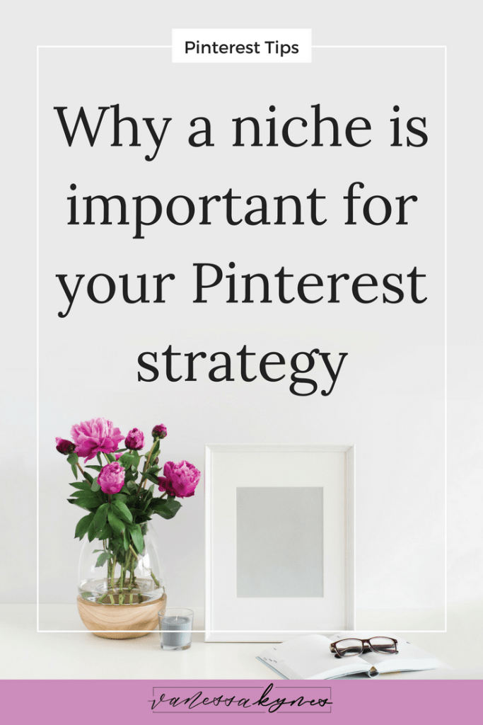 Do you have a niche for your small business? Pinterest is a great place to be an early adopter for a new business idea, though it can be lonely. In this post, I am sharing why you need a niche on Pinterest. An early or niched down idea can feel slow, but with a consistent content strategy and regular pinning to Pinterest, you will grow! #smallbusiness #pinteresttips #pintereststrategy #pinterestmarketing #creativeentrepreneur