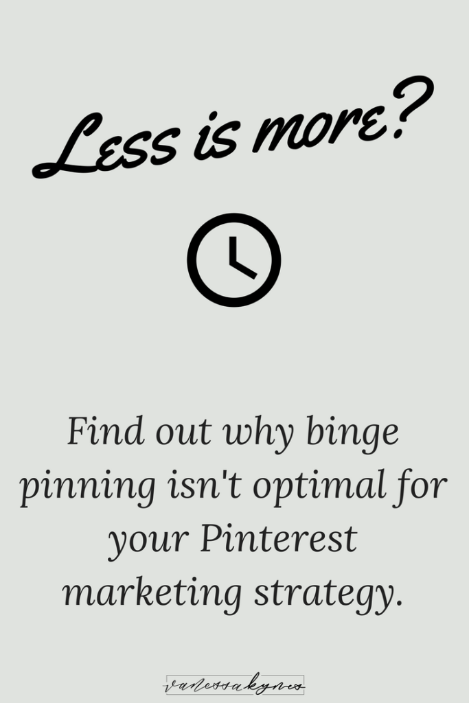 With the recent Pinterest best practices changes, they have highlighted that the first five pins of the day are important. In this blog post, I'm sharing the details of this new strategy and what you need to do to optimize your Pinterest pins for traffic.
