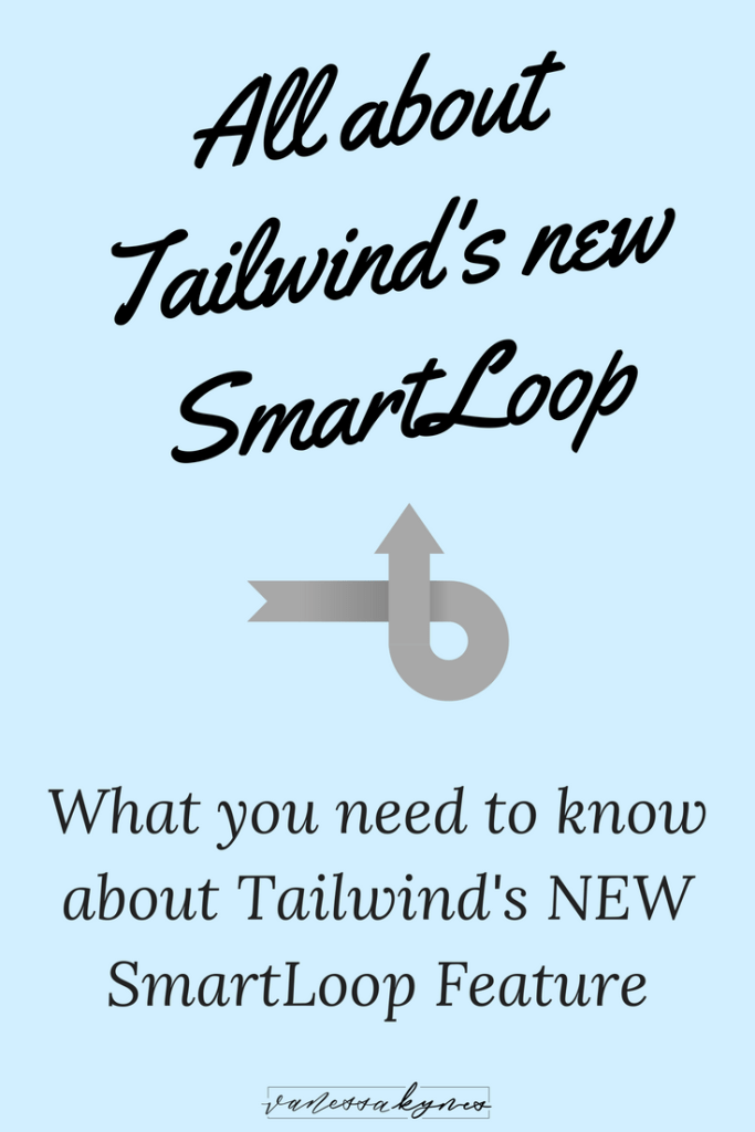 Wondering how to repurpose your best content on Pinterest without investing huge amounts of time to manually pinning? Tailwind has introduced SmartLoop, a new feature that allows you to automate your Pinterest strategy so that your best and seasonal content gets pinned automatically through my favorite scheduling software, Tailwind. Learn more about SmartLoop and how you can use it to drive traffic to your site!