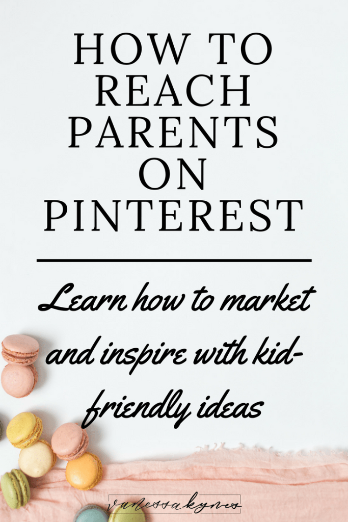 Did you know 40% of U.S parents use Pinterest to explore new ideas and discover new parenting products? If your ideal audience for your website or shop is parents or parents-to-be, Pinterest is the perfect platform to use to market to parents and drive sales to your business! In this post, I'll be sharing how to reach parents on Pinterest.