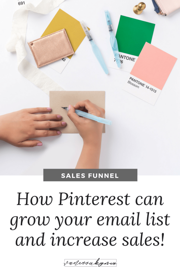 email pinterest growth