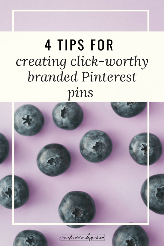 making great pinterest pins-Vanessa Kynes