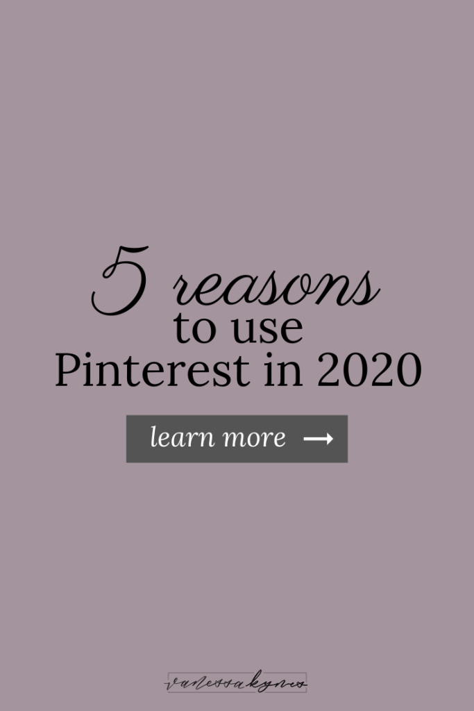 5 reason to use Pinterest as a wedding photographer- Vanessa Kynes