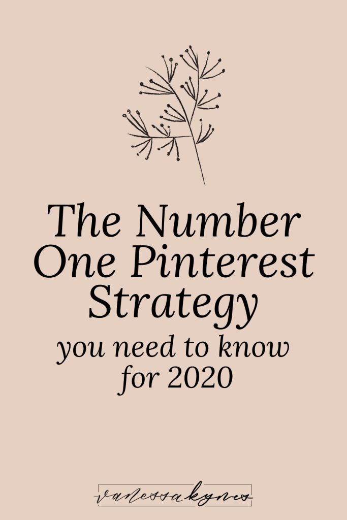 What are fresh pins on Pinterest- Vanessa Kynes