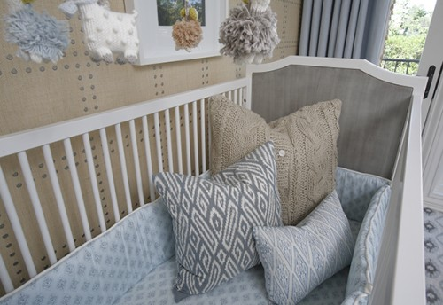Home Tour: Camden's Nursery