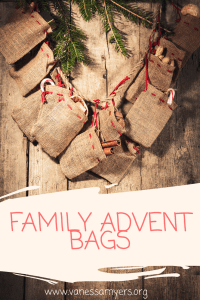 family advent bags