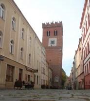 Torre inclinada de Zabkowice
