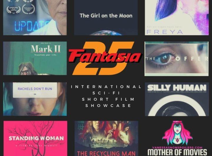 International Sci-Fi-Short Film Showcase Fantasia 2021
