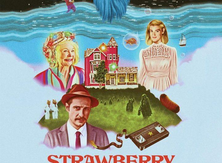 Strawberry Mansion by Albert Bimey & Kentucker Audley