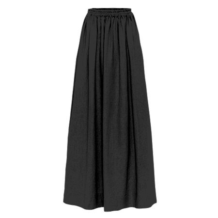 THE LONG LINEN SKIRT Vanessa Sposi PAris Jupe en Lin