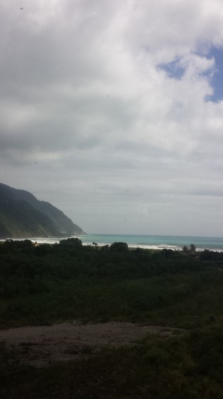 Coastal Train View 1