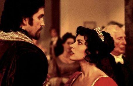 O Conde e sua antiga amada