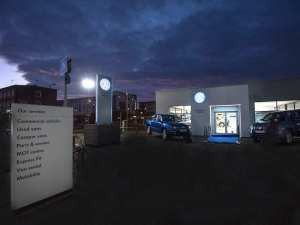Volkswagen Commercial Vehicle centre