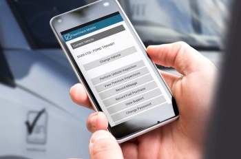 The Walkaround Check app provides a completely paper-free checking process,