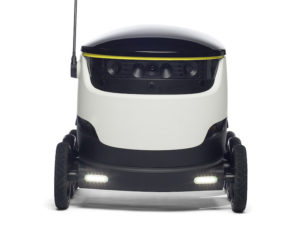 Robot developed by Starship Technologies