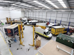 New Iveco Retail facility