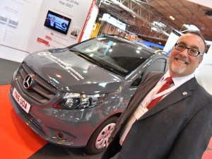 FTA's head of vans and LCVs Mark Cartwright