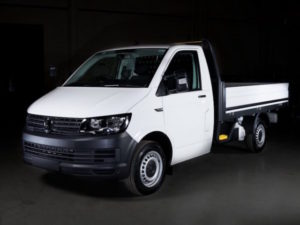 VW Transport with Ingimex tipper body