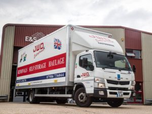 JWD adds fuel-efficient FUSO Canter to their fleet
