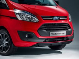 The Ford Transit Custom continues to dominate the medium van sector
