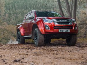 Latest D-Max gets Arctic Trucks AT35 treatment