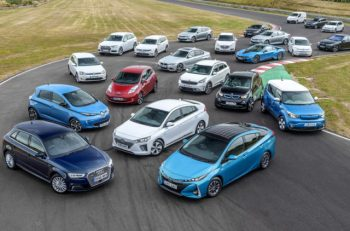 Large fleets pledge at least 5% EV share by 2020