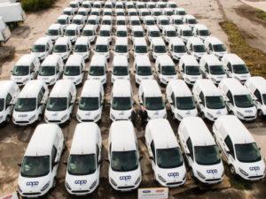 Cape fleet vans